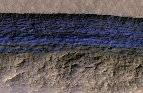 falaises de glace