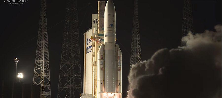 incident d'Ariane 5