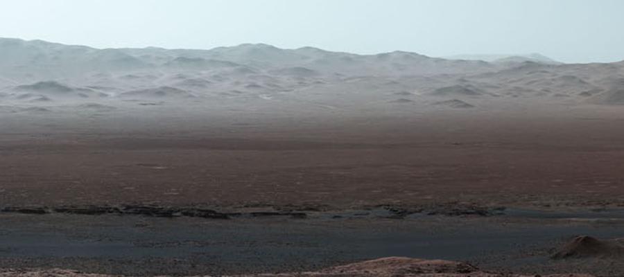 2000 jours sur Mars