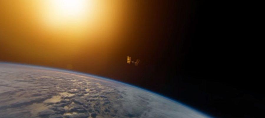 réalité virtuelle dans l'espace