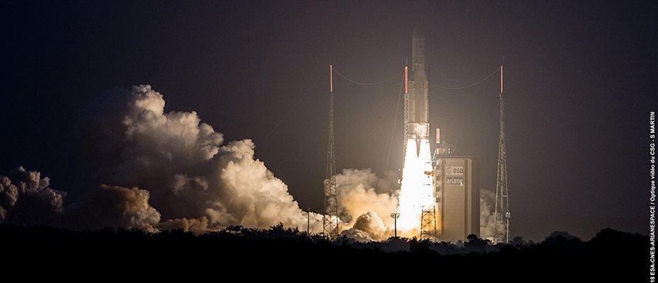 report du lancement VA243