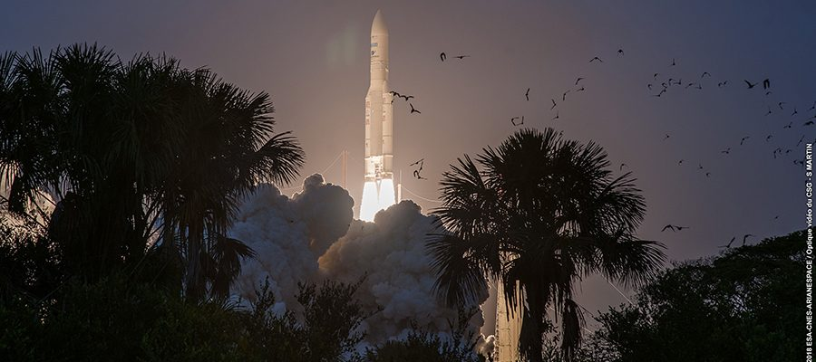 contrat pour Ariane 5