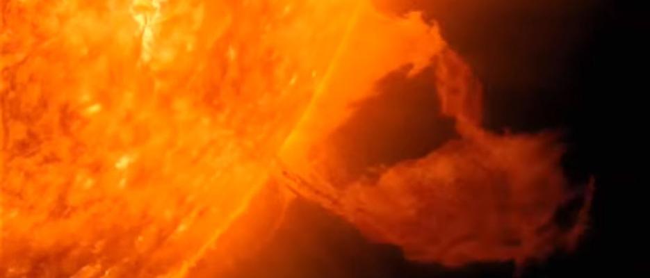 tornades solaires
