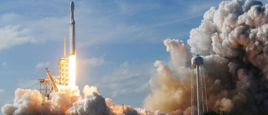 l'économie de l'espace