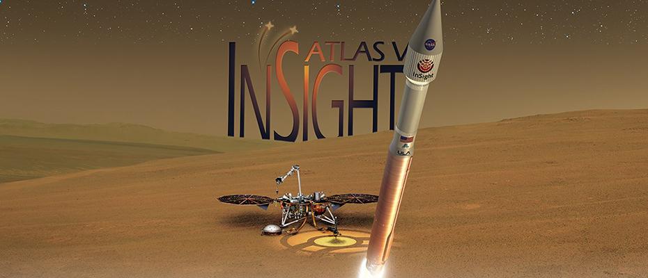 Lancement de la mission InSight