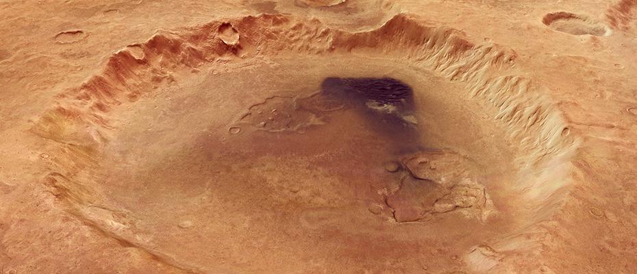 Cratère de Neukum