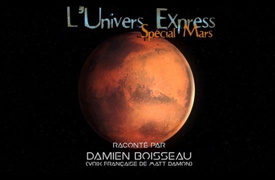 L'Univers Express spécial Mars
