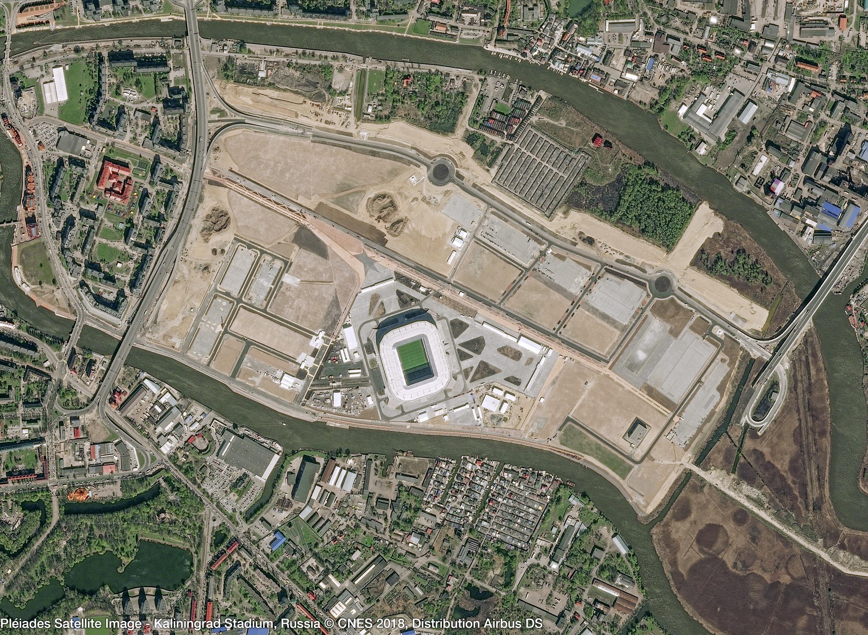 Stade de Kaliningrad
