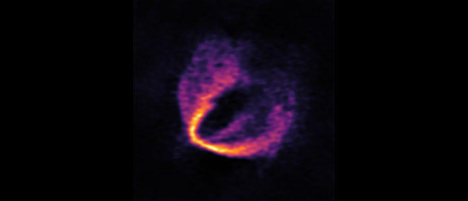 ALMA a détecté trois planètes