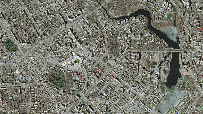 Stade Central (Iekaterinbourg)