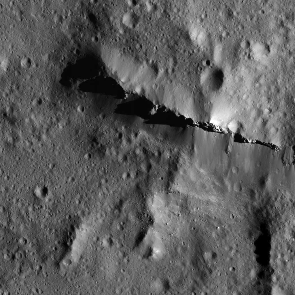 Cratère Urvara