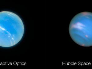 cliché de Neptune