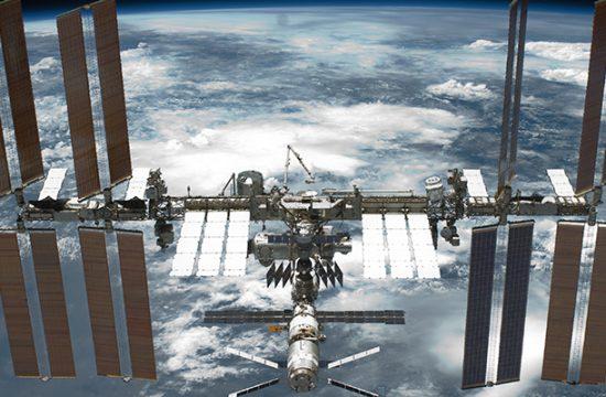 fuite dans la station spatiale internationale