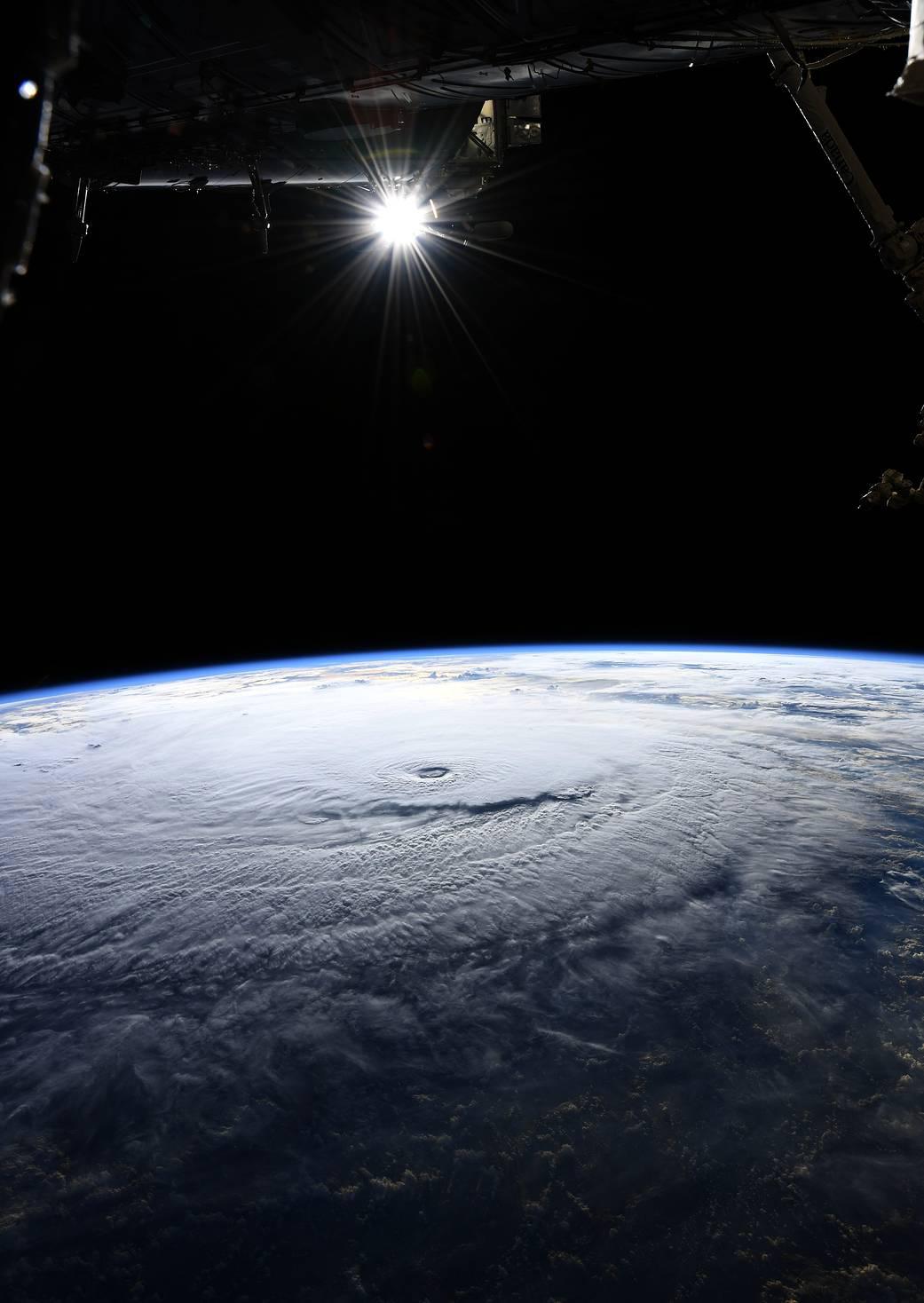 Ouragan Lane