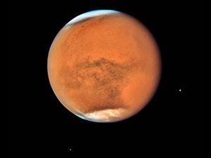 conquête de Mars