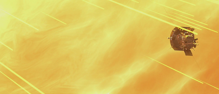 Lancement de Parker Solar Probe