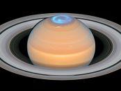 Aurores boréales de Saturne