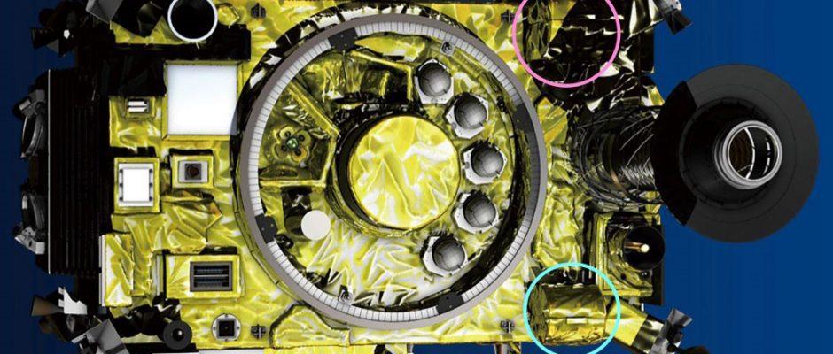 La sonde Hayabusa 2