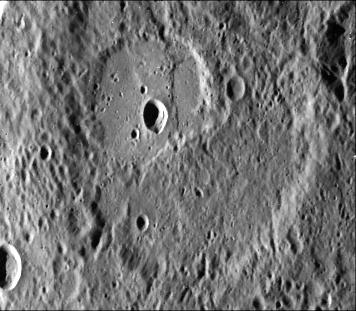 Scarps Confined to Crater Floors