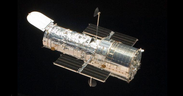 Le télescope Hubble en difficulté