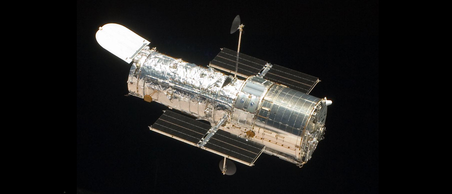 Le télescope Hubble en difficulté