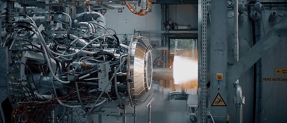 Le moteur Vinci