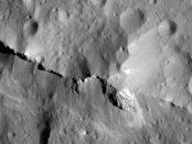 La surface de Cérès