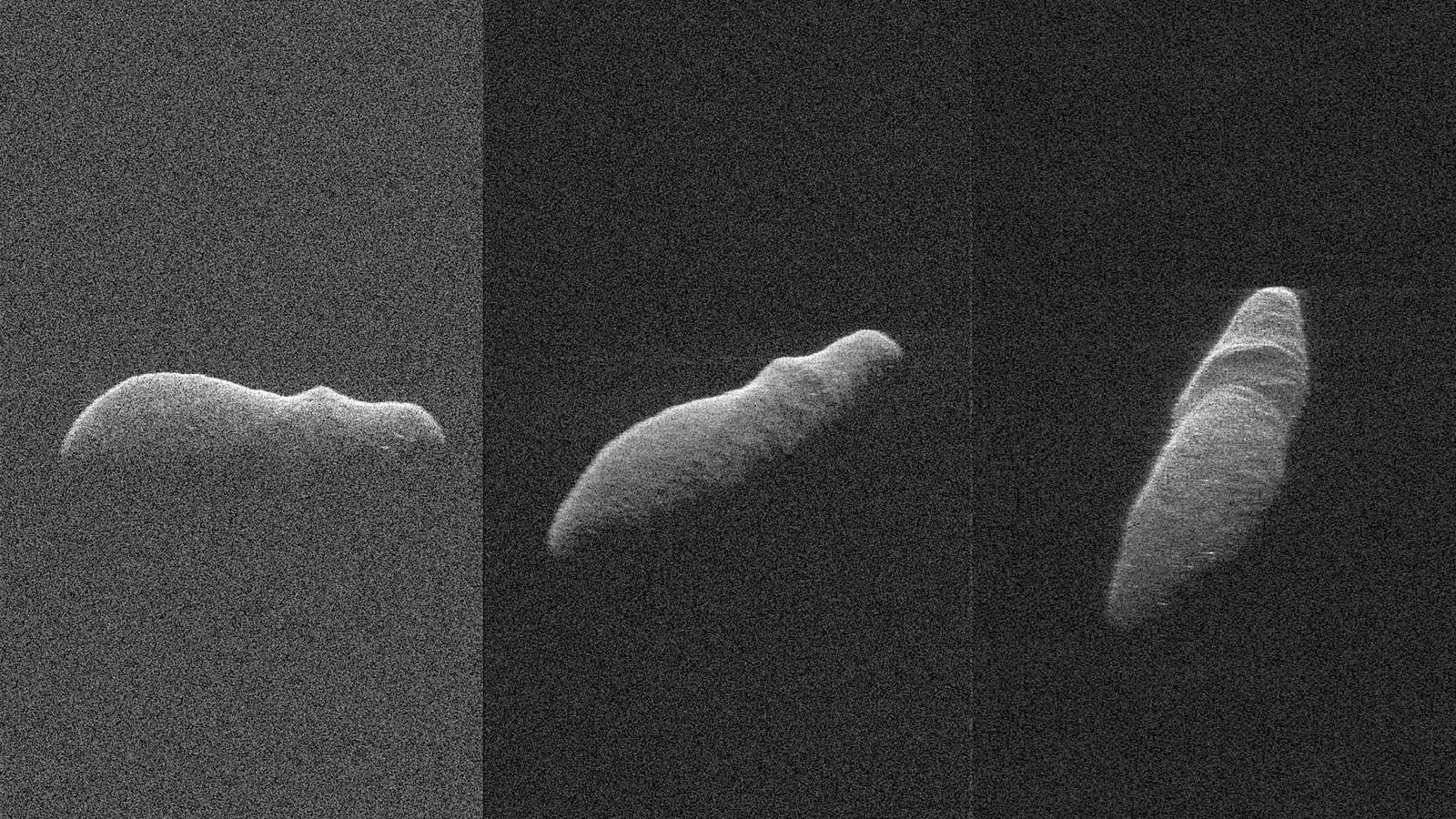 l'astéroïde 2003 SD220