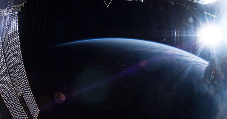 La terre filmée en 4K