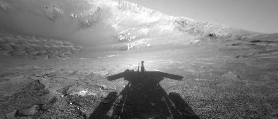 L'ombre d'Opportunity