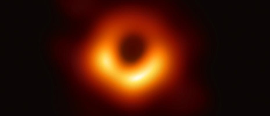 Le Trou noir de M87