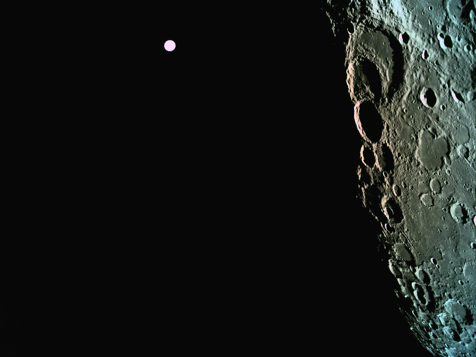La Lune et la Terre