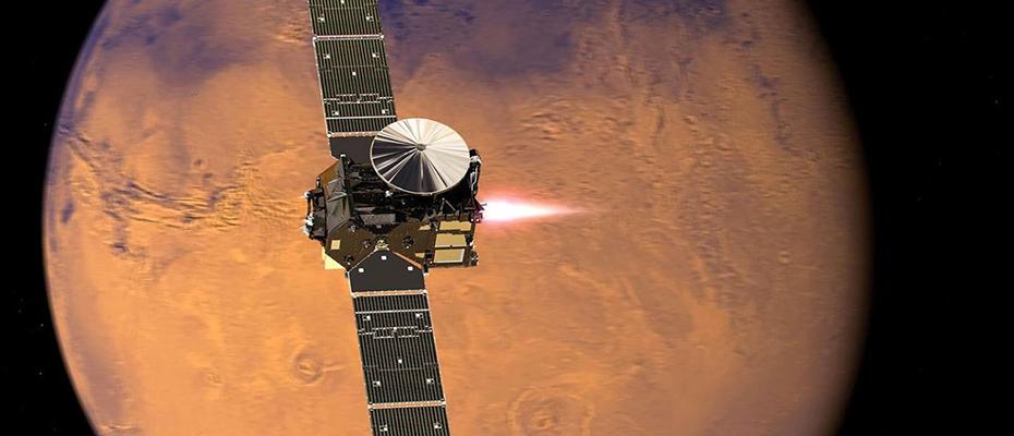 Le méthane de Mars
