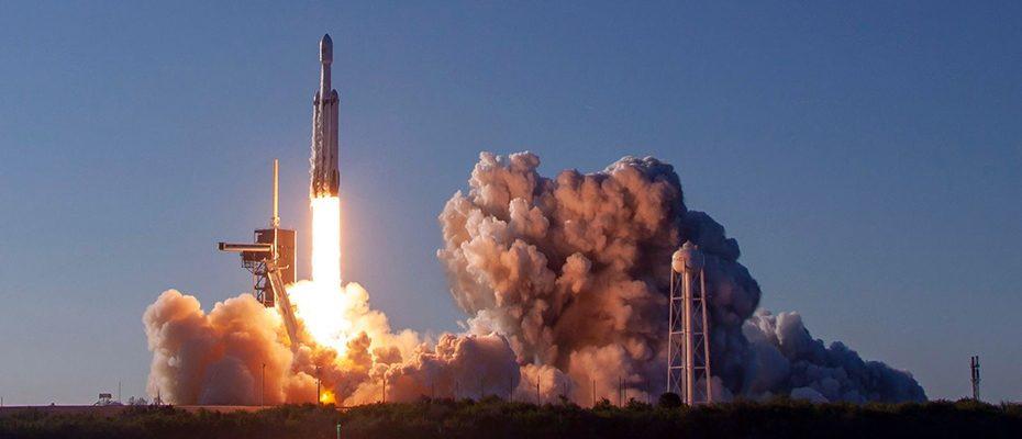 Le Falcon Heavy