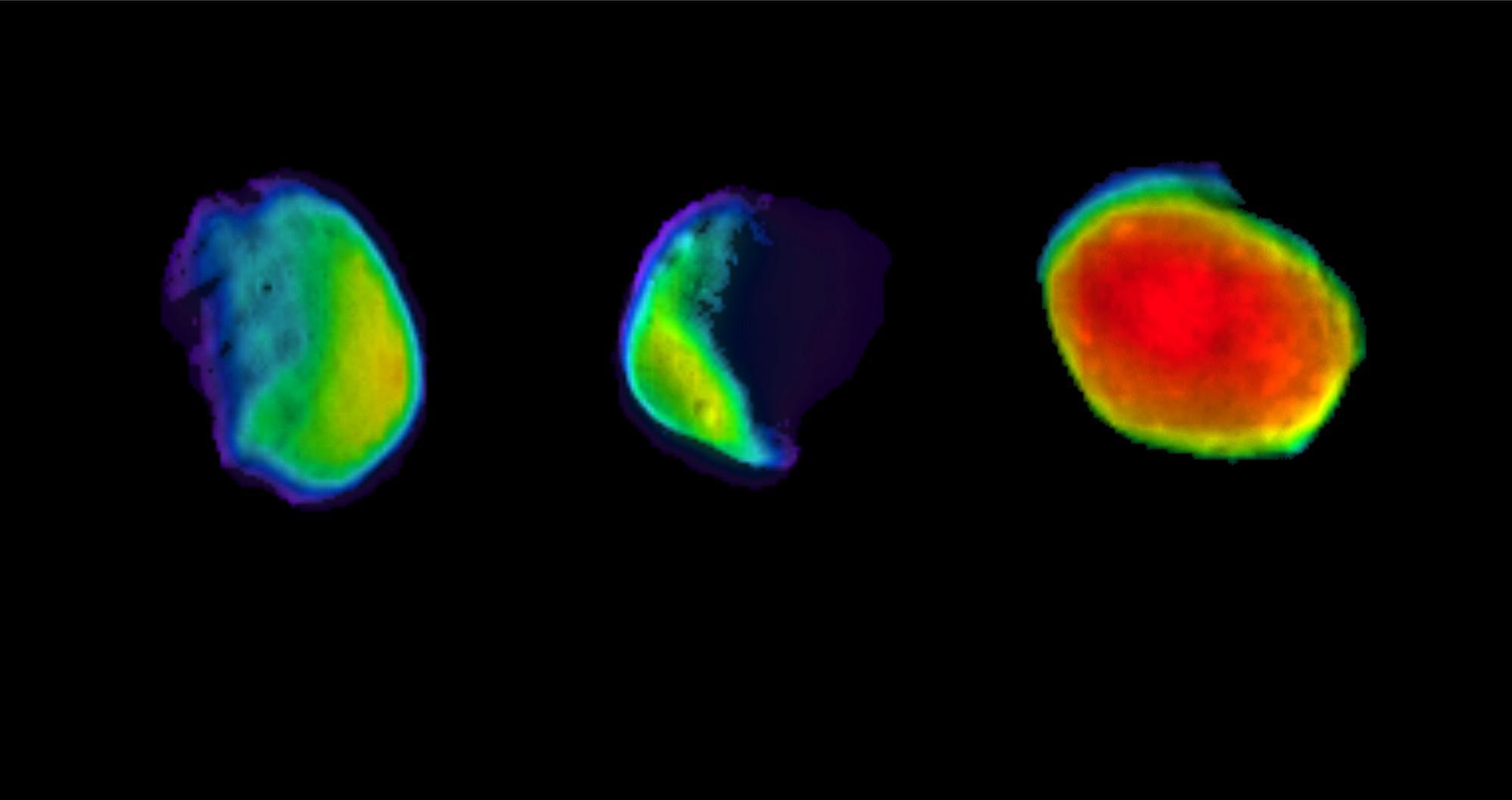Phobos en couleur