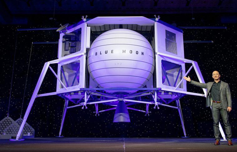 Le projet Blue Moon