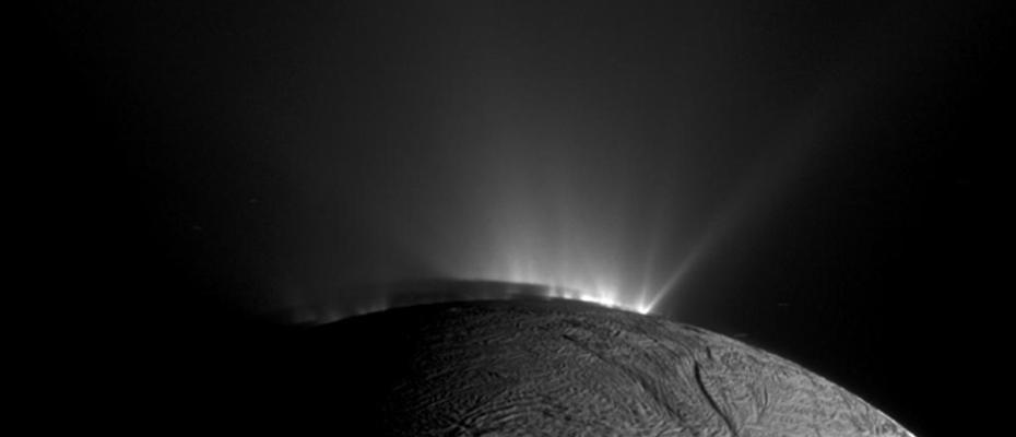 Encelade et Europe