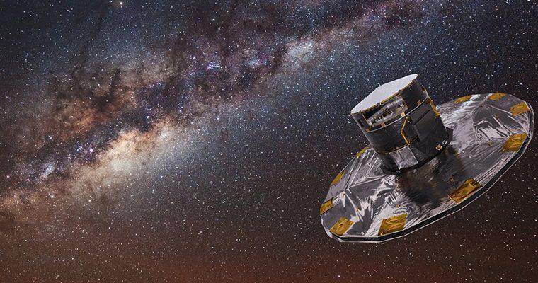 Le satellite Gaïa