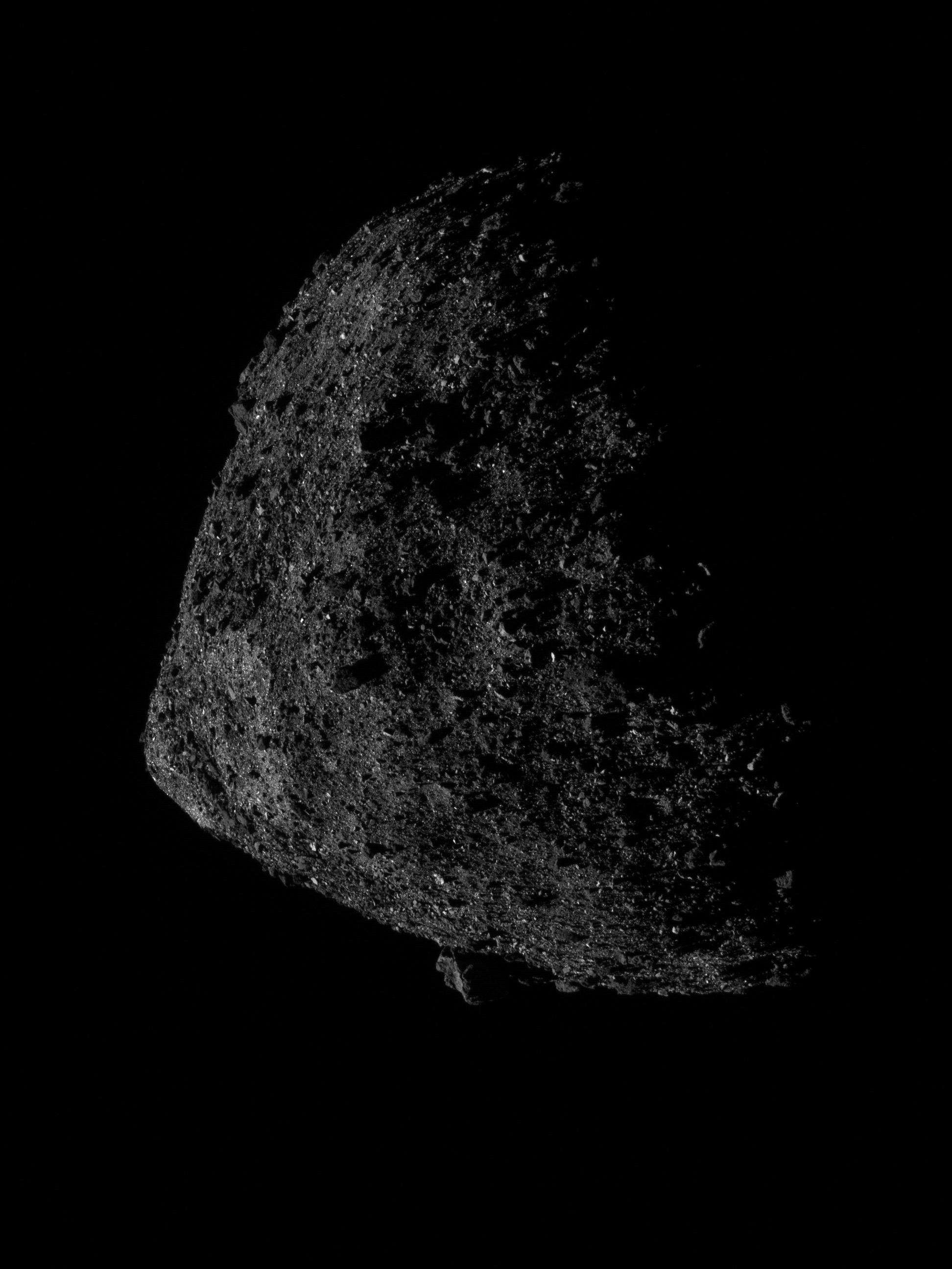 L'astéroïde Bennu