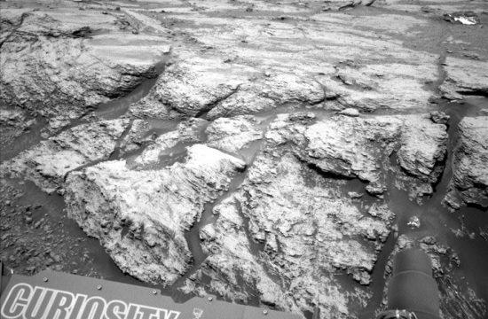 méthane sur Mars