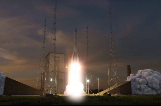 Un accès à l'orbite géostationnaire pour des petits satellites