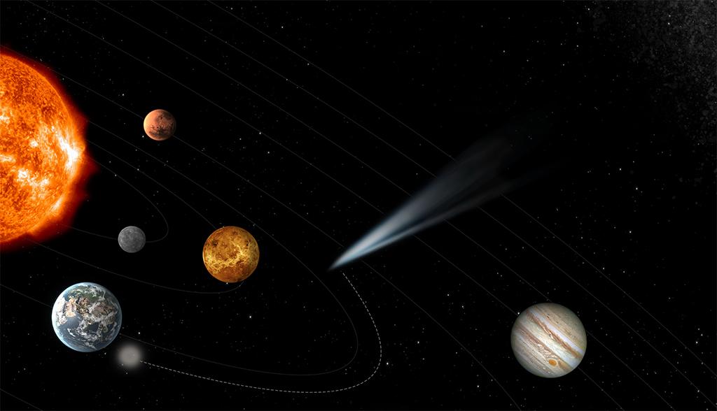 Comet Interceptor