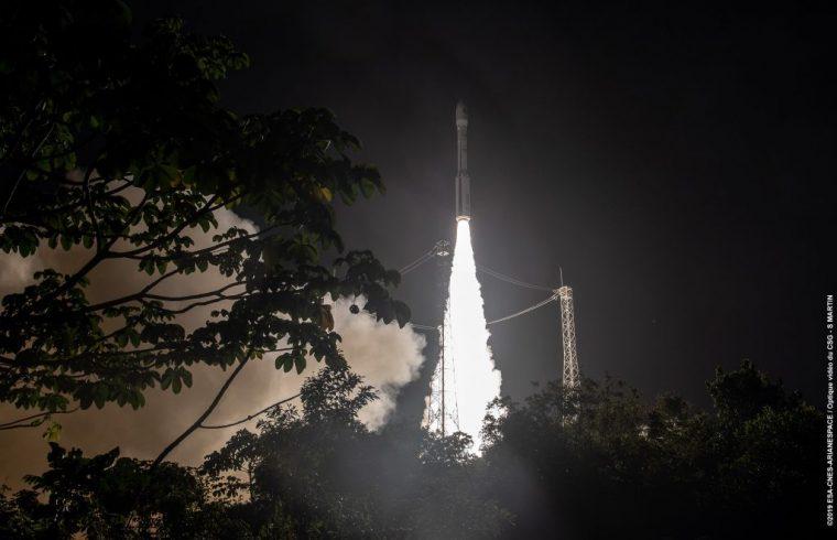 L'échec du lanceur Vega