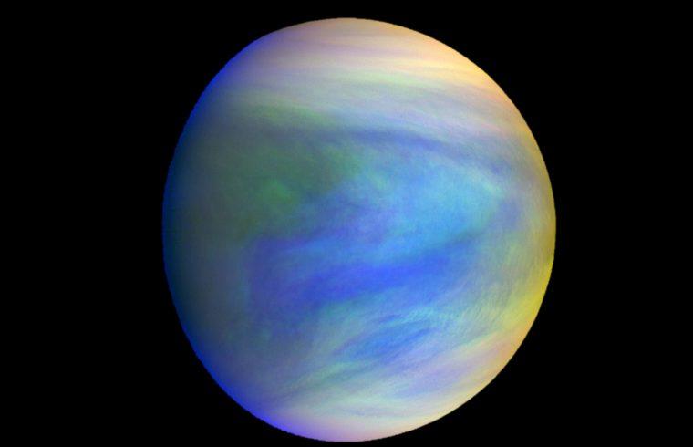 D'importantes variations de réflectivité sur Vénus affectent sa météo