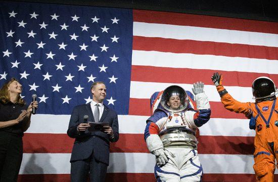 Les combinaisons de la NASA