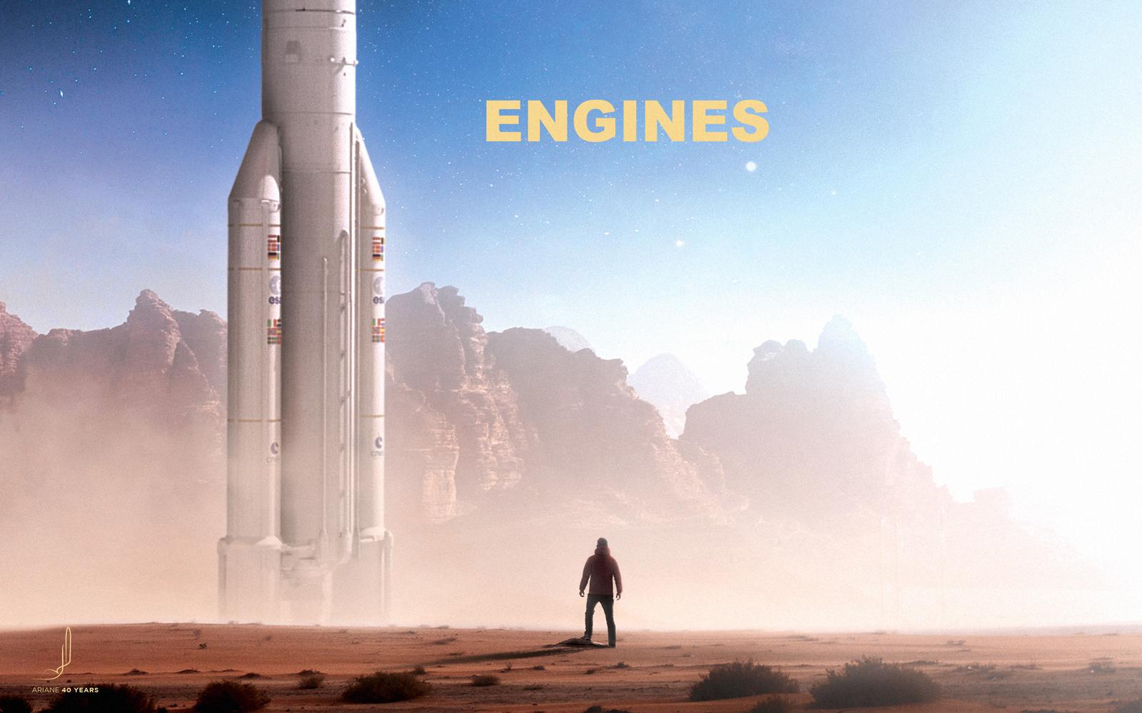 Engines - Pyramid