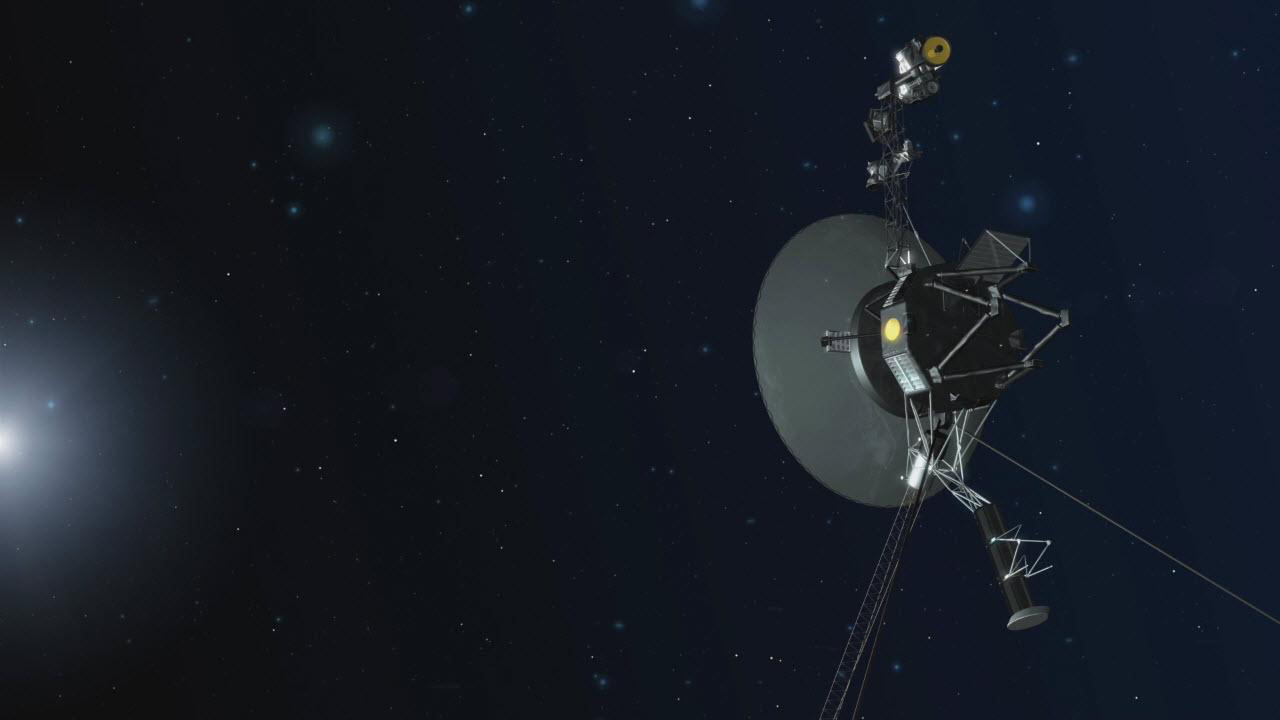 La sonde Voyager 2