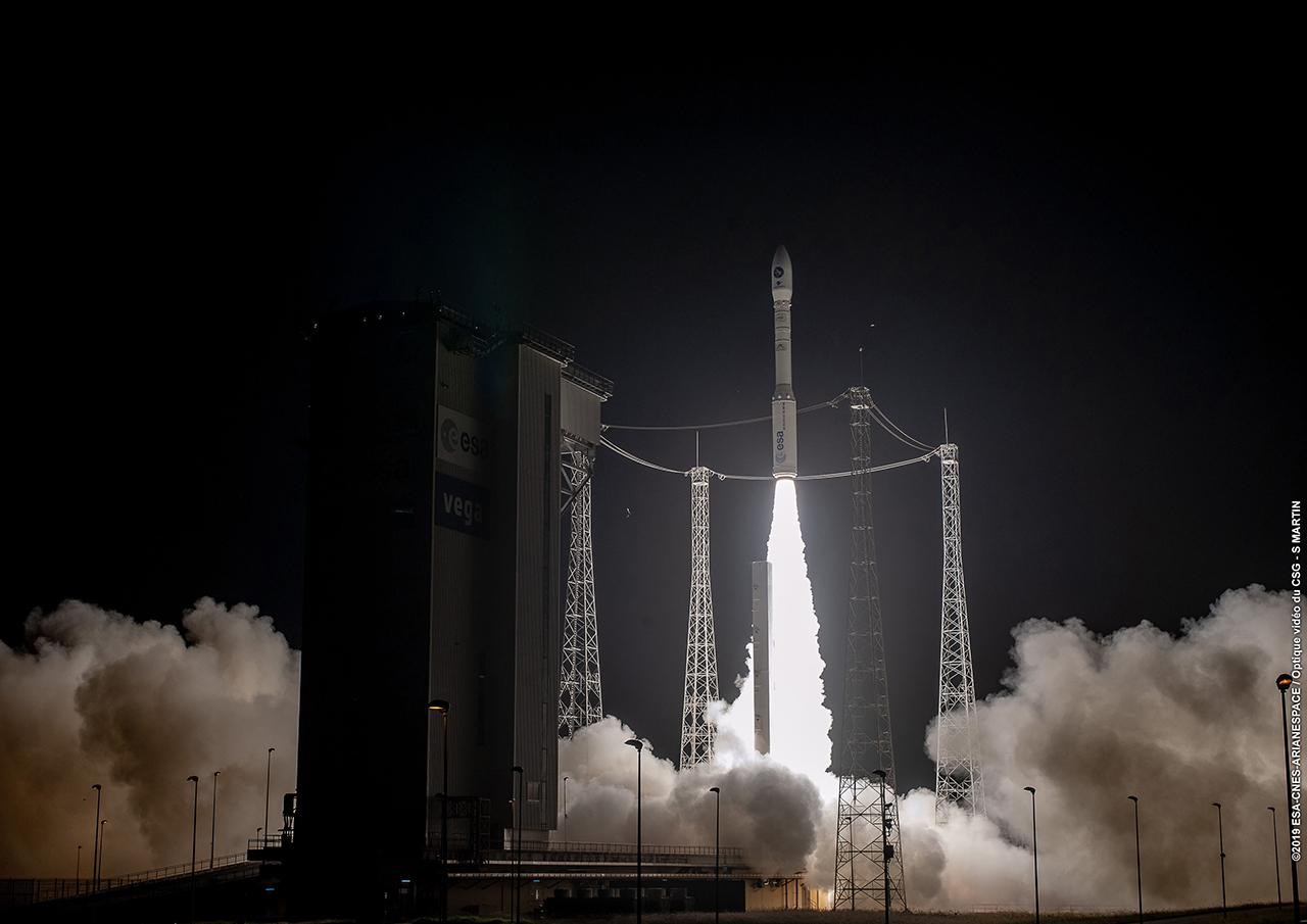 Perte du vol Vega VV17