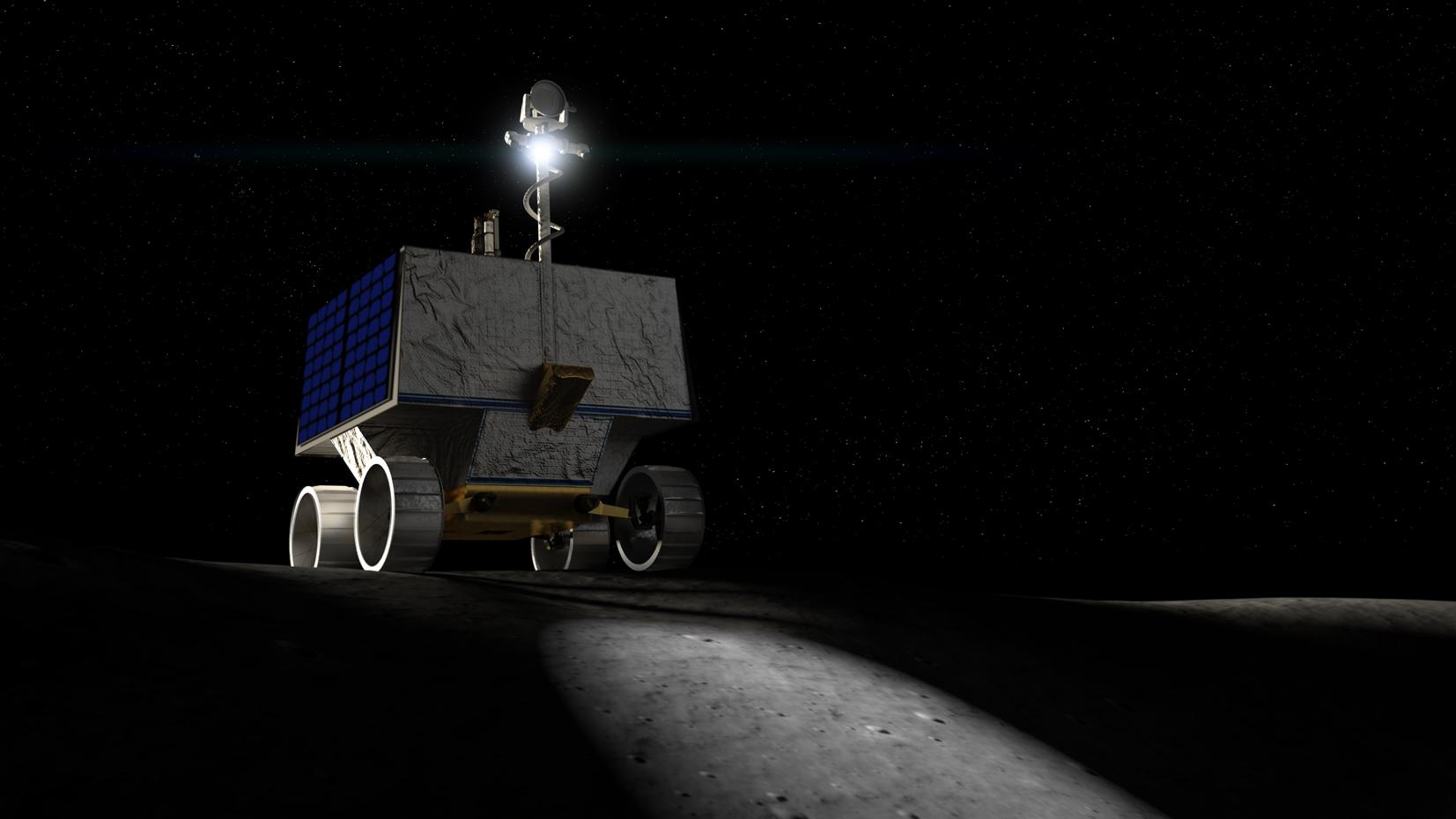 Le rover Viper de la NASA ira rechercher de l'eau sur la Lune
