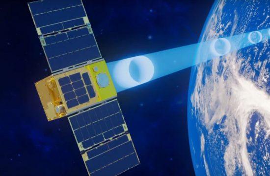 ANGELS : Le premier nanosatellite industriel français